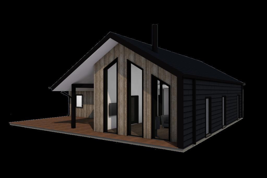Estnische Blockhäuser besonders in Japan sehr beliebt
